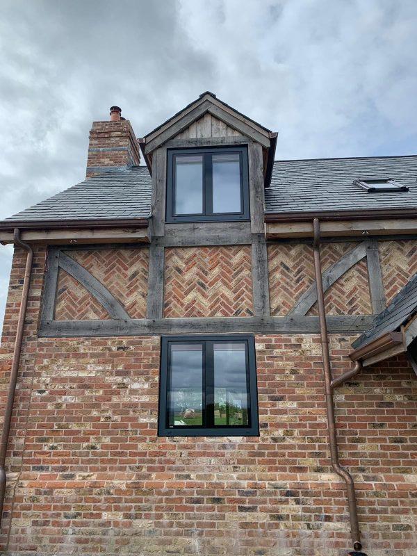 Birkdale Blend Brick Slip Panels