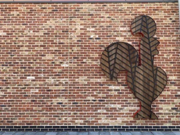 Birkdale Blend Brick Slips Nandos