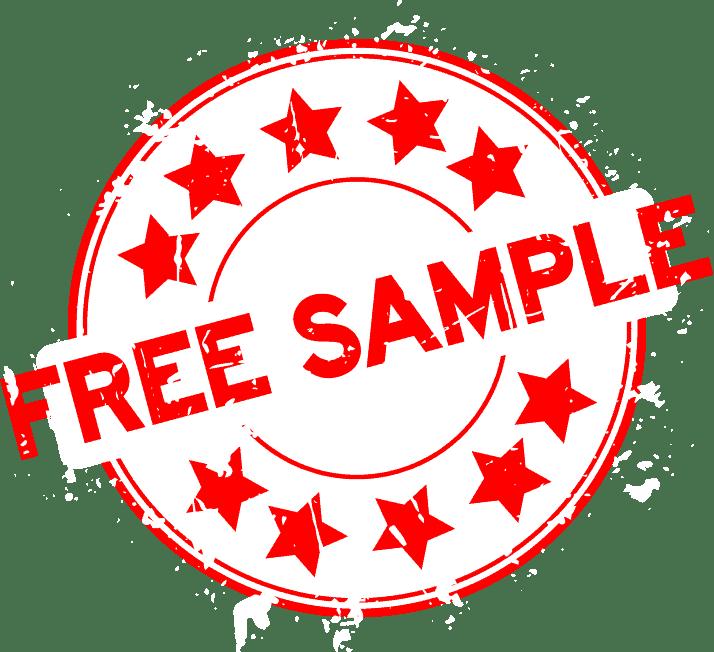Free Sample Brick slips