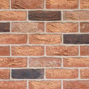 Modern brick slips