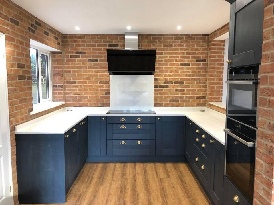 brick slips for kitchen splash backs
