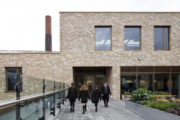 London project brick slip