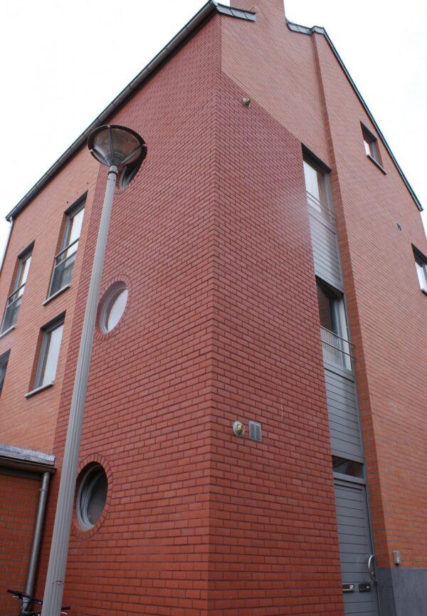 external brick slip red smooth
