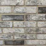 Iced grey Brick Slip modern
