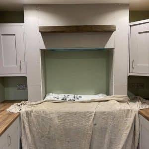 kitchen splashback brick slips