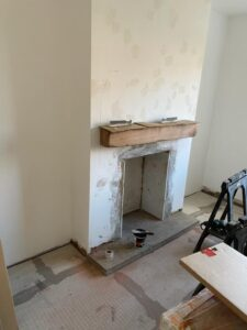 ideas for fire surrounds