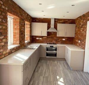 brick tiles for kitchens