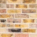 reclaimed yellow london brick slips