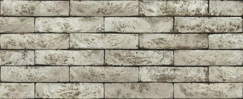 grey brick tile